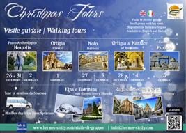 Hermes Sicily, Tour Natale 2019