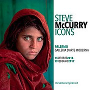 Mostra: Steve McCurry Icons - Palermo