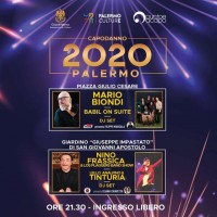 New year's eve 2020 in Palermo