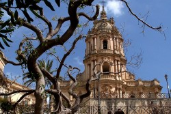 St. George's church in Modica