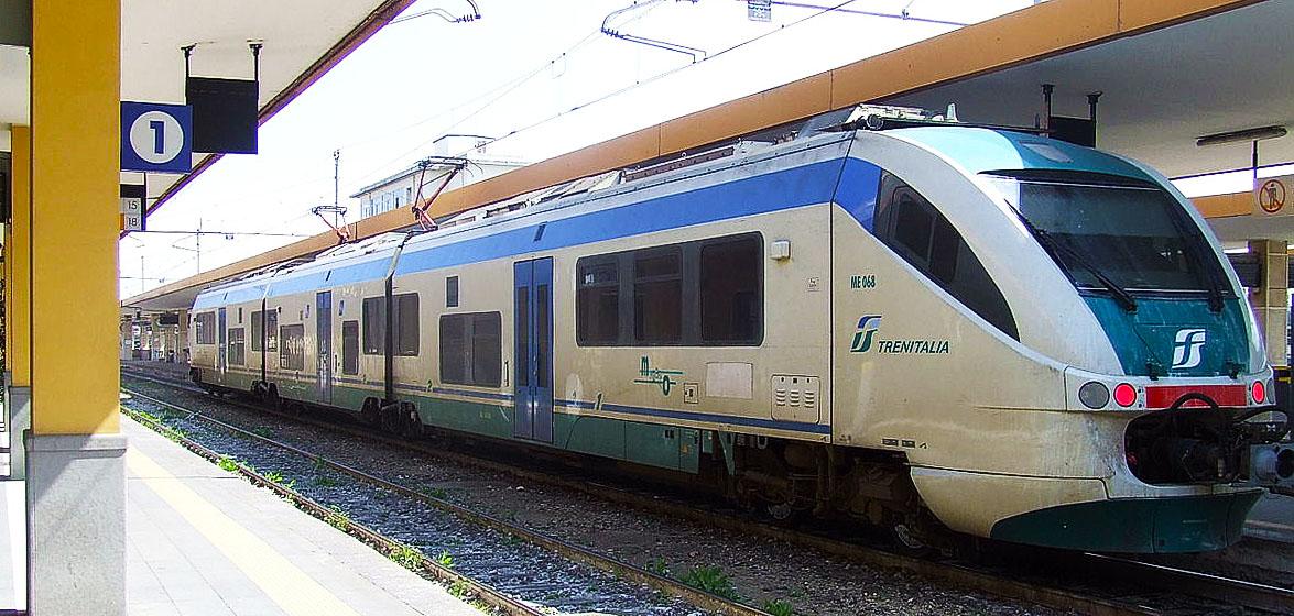 Cartina Ferroviaria Sicilia.Ferrovie E Metro Sicily Holiday Com